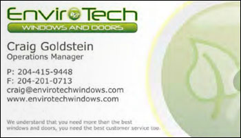 Envirotech Windows And Doors