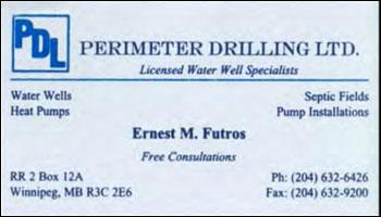 Perimeter Drilling Ltd.